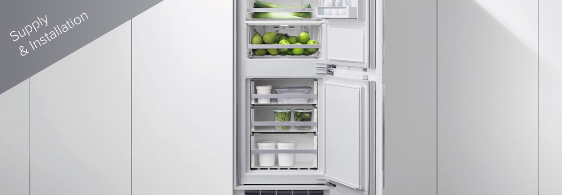 Integrated Fridge Supply and Installation